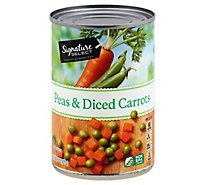 Signature SELECT Carrots Peas & Diced - 15 Oz