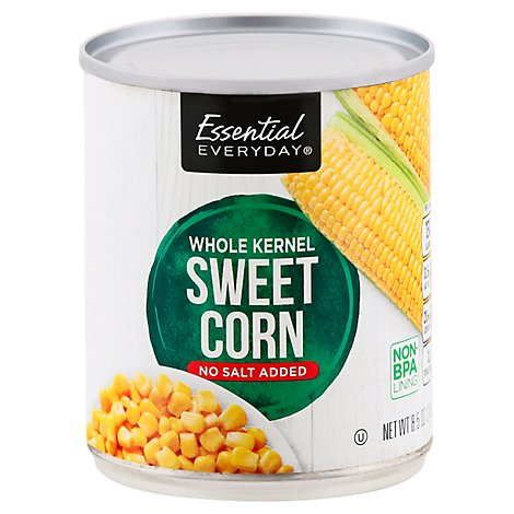 Signature SELECT/Kitchens Corn Whole Kernel Can - 8.5 Oz