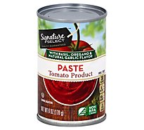 Signature SELECT/Kitchens Tomato Paste Italian Style - 6 Oz
