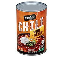 Signature SELECT/Kitchens Chili With Beans - 38 Oz