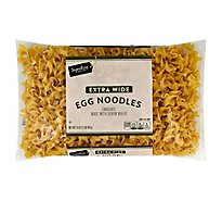 Signature SELECT Pasta Egg Noodles Extra Wide - 16 Oz