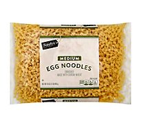 Signature SELECT Pasta Egg Noodles Medium Bag - 16 Oz