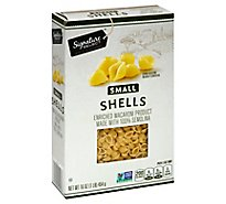 Signature SELECT Pasta Shells Small Box - 16 Oz