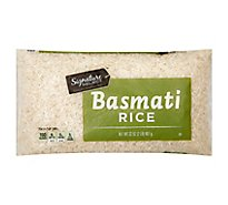 Signature SELECT Rice Basmati - 32 Oz