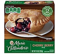 Marie Callenders Pie Cherry Berry 2 Count - 10 Oz