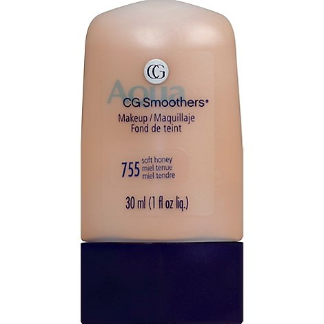 COVERGIRL CG Smoothers Hydrating Makeup Soft Honey 755 - 1 Fl. Oz.