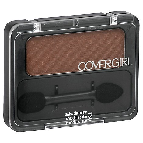 COVERGIRL Eye Enhancers 1-Kit Eye Shadow Swiss Chocolate 730 - 0.09 Oz