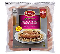 Tyson Chicken Breast Tenderloins - 40 Oz