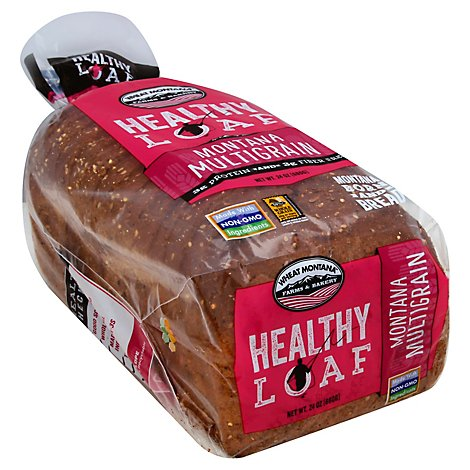 Wheat Montana Mulitgrain Bread - 24 Oz