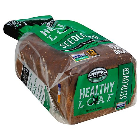 Wheat Montana Healthy Loaf Seed Lovers - 24 Oz