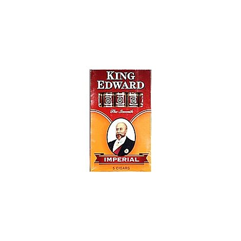 King Edward Cigars Imperials - 5 Count