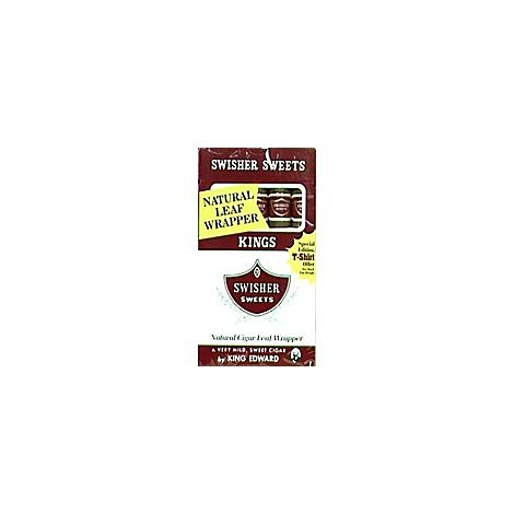 Swisher Sweet Kings - 5 Count