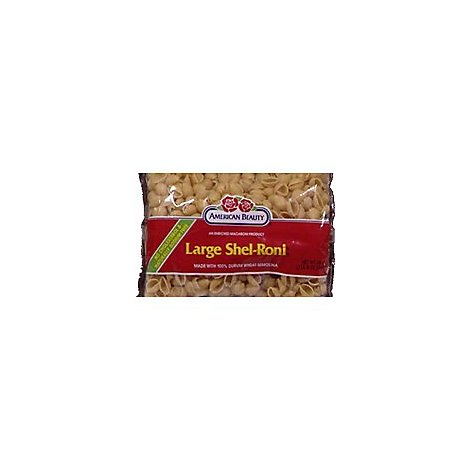 American Beauty Pasta Shells Large - 24 Oz