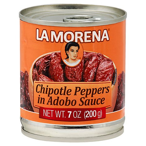 La Morena Peppers Chipotle in Adobo Sauce - 7 Oz