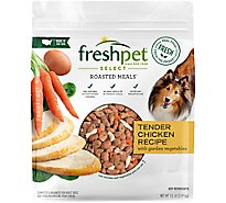 Freshpet Select Dog Food Roasted Meals Tender Chicken Recipe Bag - 5.5 Lb