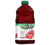 Tree Top Apple Juice Apple Berry - 64 Fl. Oz.