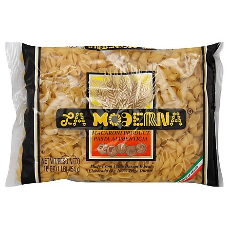 La Moderna Pasta Shells Bag - 16 Oz