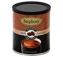 Stephens Gourmet Cocoa Hot Milk Chocolate - 16 Oz