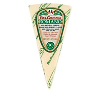 BelGioioso Cheese Romano - 5 Oz