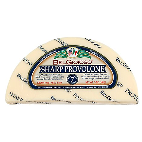 BelGioioso Cheese Provolone Sharp - 5 Oz