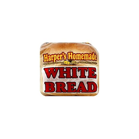 Harpers White Bread - 24 Oz
