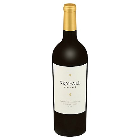 Skyfall Vineyard Wine Cabernet Sauvignon Columbia Valley - 750 Ml