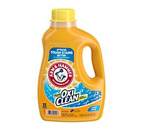 ARM & HAMMER Liquid Detergent Oxi Clean Fresh Scent Jug - 61.25 Fl. Oz.