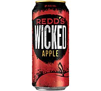Redds Wicked Apple Ale Beer Cans 8% ABV - 4-16 Fl. Oz.