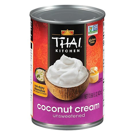 Thai Kitch Coconut Cream - 13.66 Oz