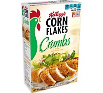 Kelloggs Corn Flakes Crumbs - 21 Oz