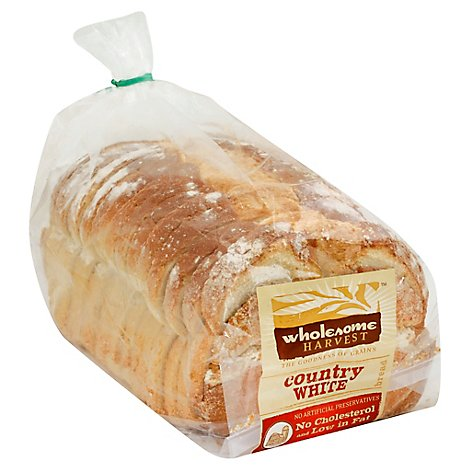 Wholesome Harvest Bread County White - 24 Oz