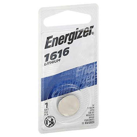 Energizer Multipurpose Battery - Lithium