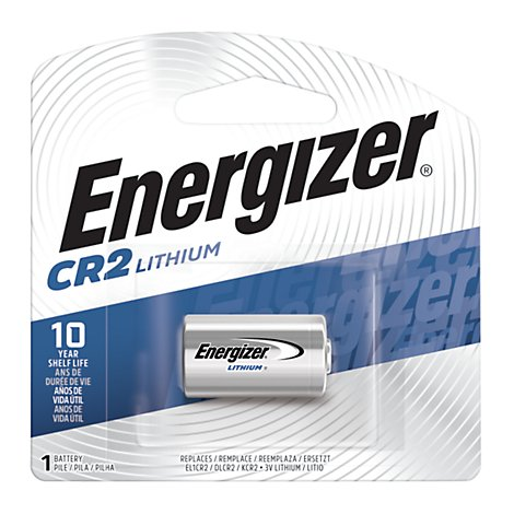 Energizer e2 EL1CR2BP Multipurpose Battery - CR2 - Lithium - 1 Pack