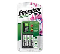 Energizer Battery Charger W/Battery - Each