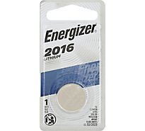 Energizer Multipurpose Battery - Lithium - 1 Pack