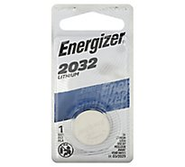 Energizer Multipurpose Battery - Lithium Manganese Dioxide