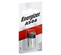 Energizer A544BPZ Camera Battery - Alkaline Manganese Dioxide - 1 Pack