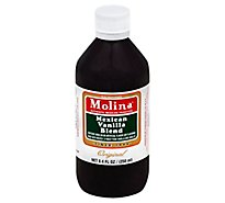 Molina Blend Vanilla Mexican Original - 8.4 Fl. Oz.
