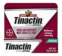 Tinactin Ath Ft Cream - 15 Gram
