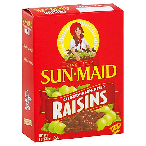 Sun Maid Raisins - 9 Oz