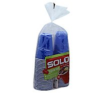 SOLO Cups Plastic Squared 18 Ounce Bag - 50 Count