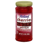 Roland Cherries Maraschino - 10 Oz