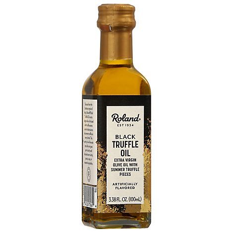 Roland Oil Truffle Black - 3.4 Fl. Oz.