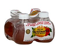 Martinellis Apple Juice Pet - 4-10 Fl. Oz.