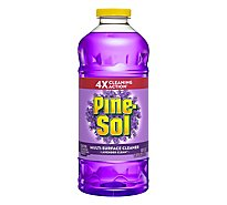Pine-Sol Multi-Surface Cleaner & Deodorizer Lavender Clean - 60 Fl. Oz.