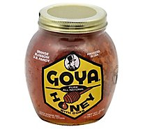 Goya Honey with Comb Orange Blossom Jar - 16 Oz