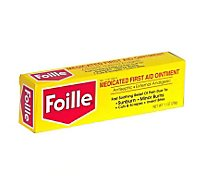 Foille Med First Aid Oinment - 1 Oz