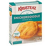 Krusteaz Cookie Mix Bakery Style Snickerdoodle - 17.5 Oz