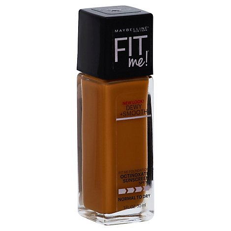 Maybelline Fit Me! Foundation Coconut 355 - 1 Fl. Oz.