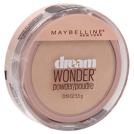 Maybelline Dream Wonder Powder Ivory - .19 Oz